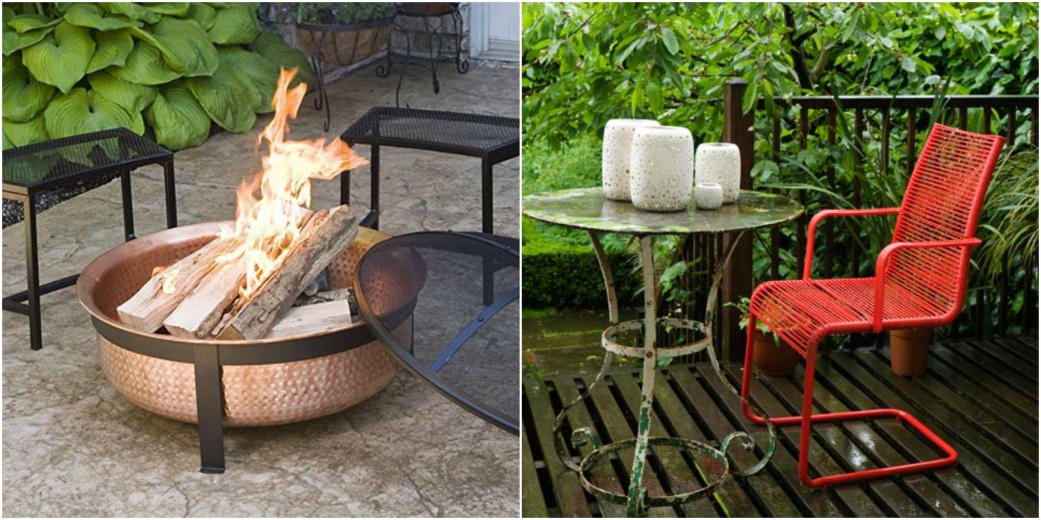12 Style Must Haves To Spruce Up Your Patio