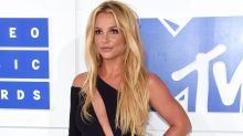 Britney Spears Enjoys Pool Shenanigans with Boyfriend Sam Asghari -- Watch Now!