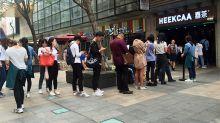 人氣奶茶店上海開業 平均排隊7個鐘?!