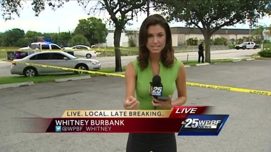 West Palm Beach Police Shooting