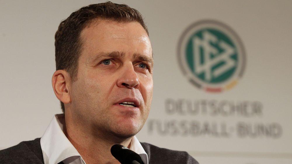 DFB-Manager Bierhoff warnt vor Übersättigung im Fußball