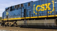 Hit the Brakes on High-Flying CSX Stock