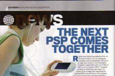 Rumor: PSP redesign coming before March 07