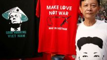 Tyrant tees: Vietnam T-shirt designer earns bread from Trump-Kim mania