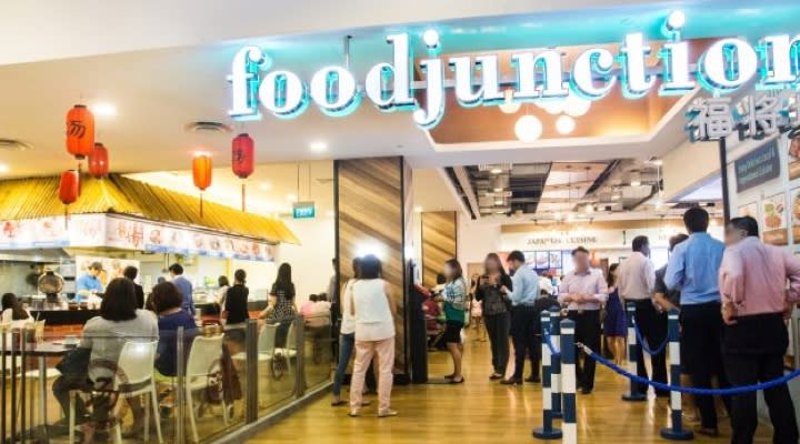 BreadTalk buying over Food Junction for $80 mil from Auric Pacific