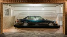 1998 BMW 740i with 158 miles on eBay is a bubble-wrapped time capsule