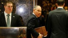 Trump EPA pick: no plans to review finding that CO2 is dangerous