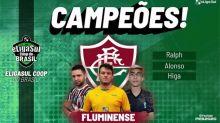 PES: Fluminense vence a eLigaSul Coop do Brasil