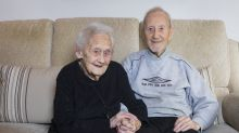 Couple married for 75 years offers one simple piece of advice
