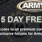 FREE GBK Photo Feature: Army-Ohio State