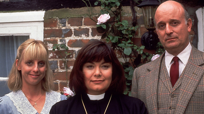 Dawn French & Hugh Grant mourn Emma Chambers