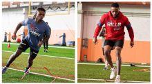 Living an NFL dream: Childhood friends Dane Jackson and Damar Hamlin now Bills teammates