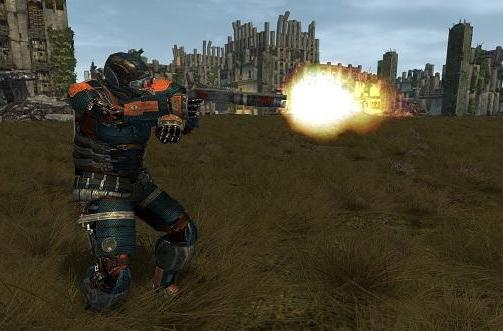 Fallen Earth posts its update on development in May
