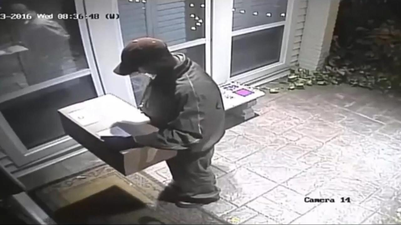 Man Posing as UPS Delivery Driver, 3 Others Wanted in