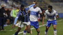 Irreconhecível em campo, Grêmio é derrotado pela Universidad Católica