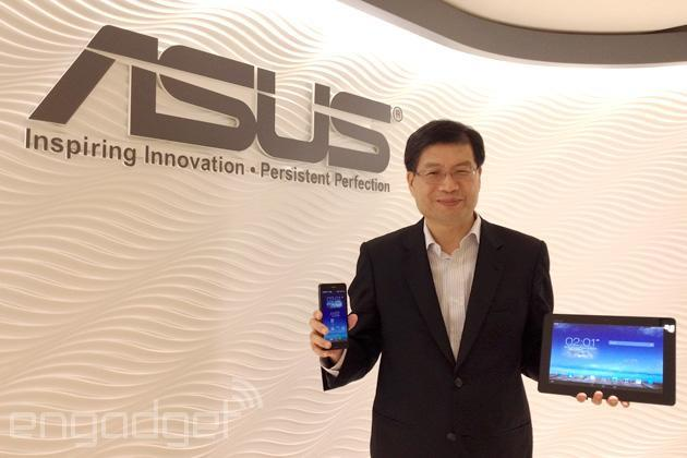 ASUS CEO: The PadFone is coming to America in Q2 2014