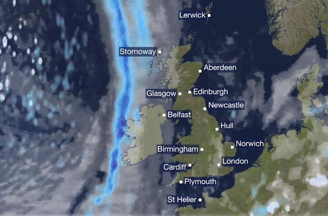People aren't happy with the BBC's big weather redesign