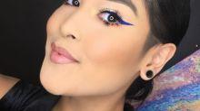 """Wie ein """"Pizza-Schneider"""": Neues Beauty-Produkt bringt Schwung ins Make-up"""