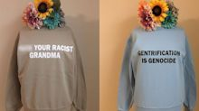 Etsy shuts down then reinstates pro-black shop selling shirts with slogans like 'Columbus was a murderer'