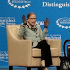 Supreme Court Justice Ruth Bader Ginsburg awarded $1 million prize for 'thinkers' in philosophy and culture