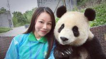 Este panda se hace mejores selfies que tú