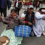 Clashes in Bolivia as Morales supporters challenge interim president's legitimacy