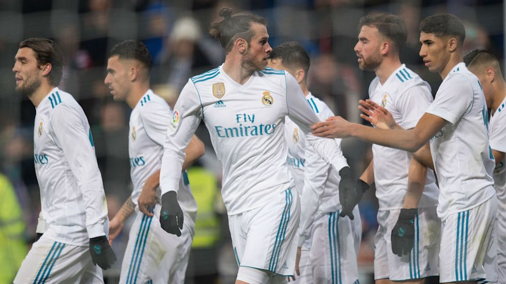 Injury-hit Bale back for Real Madrid's Club World Cup push - Zidane
