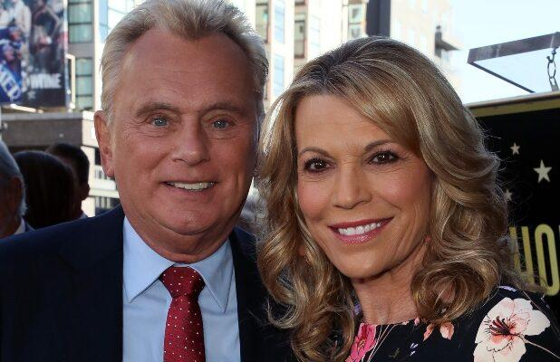 Pat Sajak Warned Vanna White To Avoid Social Media While Filling In As Wheel Of Fortune Host Video