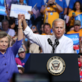 Biden: I 'would've thrown my body in front of' my son to keep him from military service under Trump