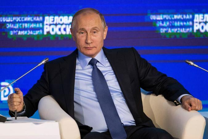 Alexander Zemlianichenko / REUTERS