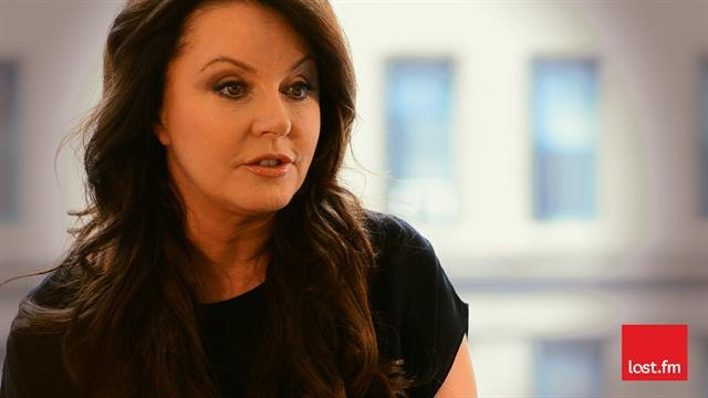 Sarah Brightman - Interview