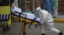 'Glimmers of progress' on coronavirus touted by White House dim slightly in Spain