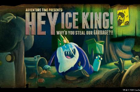 Adventure Time: Hey Ice King soundtrack now on streaming
