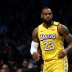 LeBron among US athletes outraged at black man's death