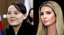 The only 2 things that Kim Yo Jong and Ivanka Trump have in common: Complicity and glamour