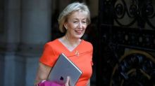 Show some patriotism, Leadsom tells broadcasters over Brexit