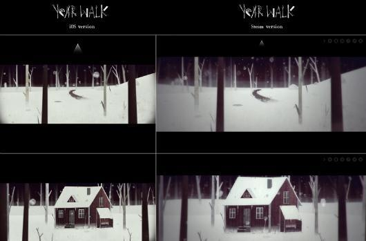 Creepy puzzle game Year Walk conquers Steam in early 2014