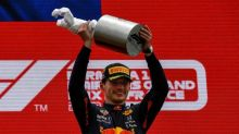 Verstappen ready to pounce as cracks widen in Mercedes armour