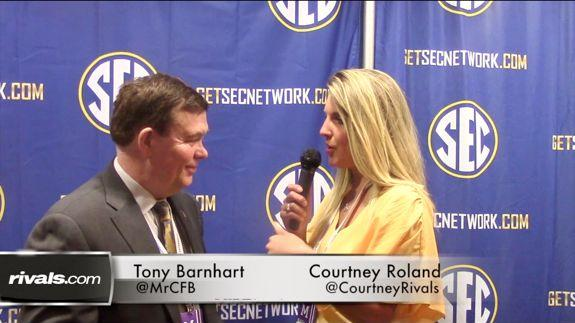 AYTV: Tony Barnhart - Mr. College Football