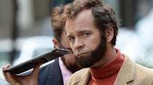 Peter Sarsgaard's Manly Mess and Six Other Weird-Beard Actors