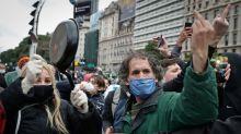 IMF backs revised Argentine debt offer, 'limited scope' for more