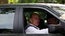 Prince Philip will not be prosecuted over Sandringham car crash