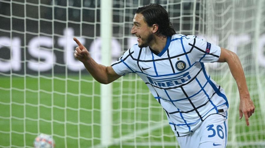 Handanovic dice no a Lainer e Thuram! Borussia Moenchengladbach-Inter 0-1 LIVE