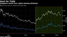 Singapore's $520 Billion Market Looks Past Recession Risk