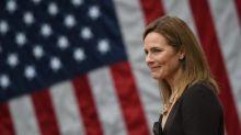 """Avortement, immigration, Obamacare... """"Tout pourrait être repassé à la moulinette des conservateurs"""" avec la nouvelle juge de la Cour suprême Amy Coney Barrett"""