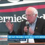 Bernie Sanders holds rally in Santa Ana ahead of California primary