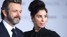 Sarah Silverman Opens Up to Ex Jimmy Kimmel About Her Long-Distance Relationship with Michael Sheen