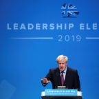 UK's Johnson warns EU against any 'Napoleonic' tariffs in no-deal Brexit