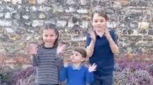 Coronavírus: filhos de Kate e William aplaudem profissionais da saúde
