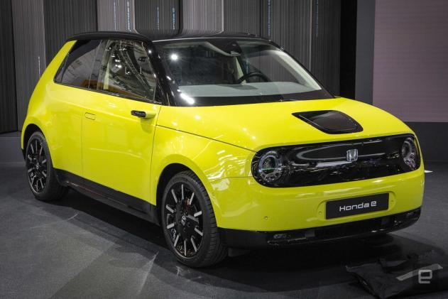 The uphill battle to build Honda's first modern EV
